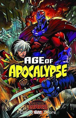 Age Of Apocalypse #1 (2015) 1St Print Secret Wars Tie-In