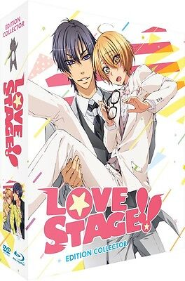 ★ Love Stage!! ★ Intégrale - Edition Collector Limitée [Blu-ray] + DVD