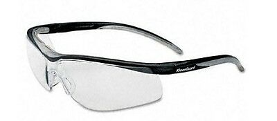 0a863b078d5 Kimberly Clark KleenGuard V40 Safety Glasses Clear Lens Indoor Outdoor ANSI  Z87+
