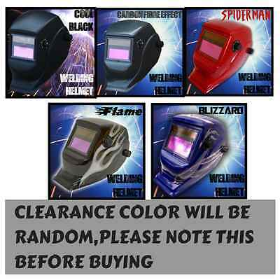 NEW Solar Welding Helmet Auto Darkening Welder Mask Lens ARC TIG MIG MAG AU POST