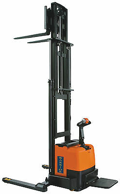 WARRIOR Self Propelled Heavy Duty Straddle Stacker * Price incl VAT & Delivery