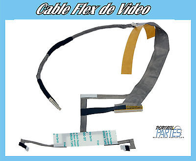 Cable Flex de Video Acer Aspire 6930G- 6930 LCD Video Cable P/N:  DD0ZK2LC300