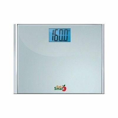 Digital Bathroom Scale Body Weight Watchers LCD 440lb Health Personal Fitness