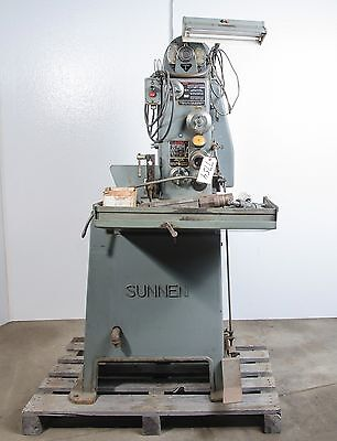 Honing Machine; Precision; Sunnen Model MBB-1600 (CTAM #7754)