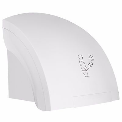 Hand Dryer Electric Automatic Hot Warm Air Best Small High Power Eco Auto Drier