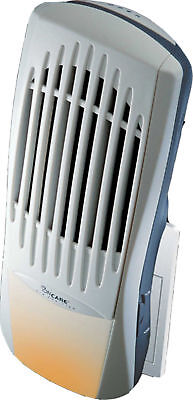 NEW Air Purifier Ionizer Silent Freshener Bathroom Small Spaces LED Night-Light