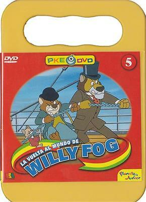 La Vuelta Al Mundo De Willy Fog - Vol. 5