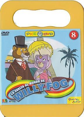 La Vuelta Al Mundo De Willy Fog - Vol. 8