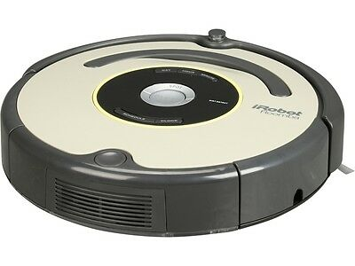 iRobot R650020 Roomba 650 Vacuum Cleaning Robot - Black and White