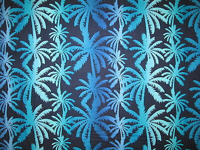 SINGLE DOUBLE QUEEN Miami Palm Tree Quilt Doona Duvet Cover Set by Mambo