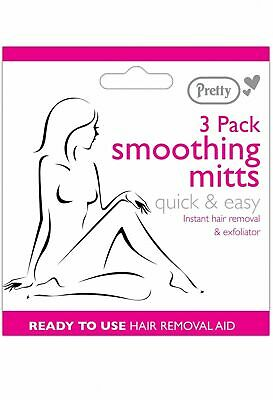 Pretty Smooth 3 Pack Smoothing Mitts