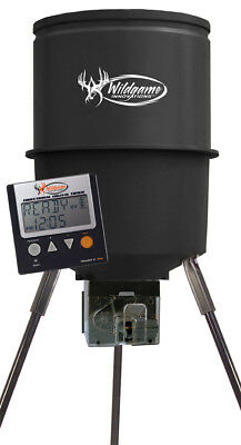 Wildgame Innovations WGI-WDX1M Quick Set 300# Directional Fish Feeder