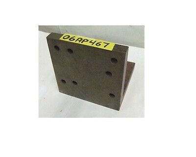 """6"""" x 6"""" x 6"""" Angle Plate Work Holding Fixture"""