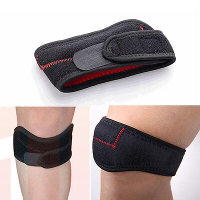 Patella Tendon Brace Knee Gym Sports Support Strap Belt Pain Relief Protector
