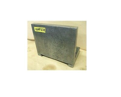 """10"""" x 8"""" x 6"""" Angle Plate Work Holding Fixture"""