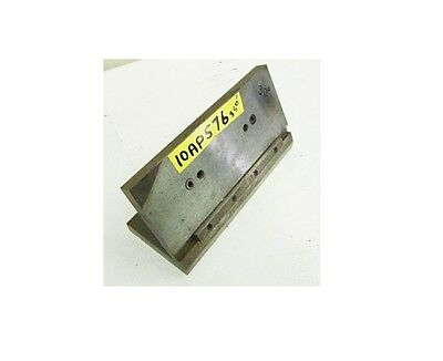 """10"""" x 5"""" x 4"""" Angle Plate Work Holding Fixture"""