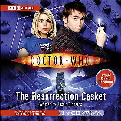 Doctor Who : The Resurrection Casket by Justin Richards (CD-Audio, 2006)