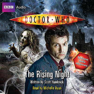 Doctor Who : The Rising Night by Scott Handcock (CD-Audio, 2009)
