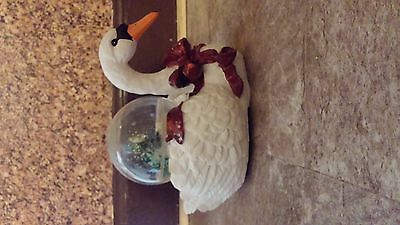 Christmas, Musical Swam Water ball - Musical - Silent night