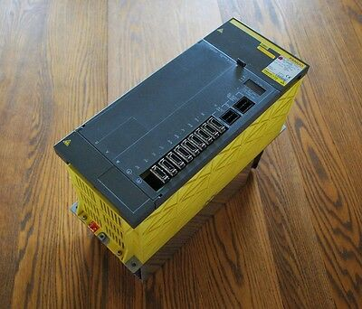 Fanuc A06B-6088-H226#H500 Spindle Amplifier Module - USED