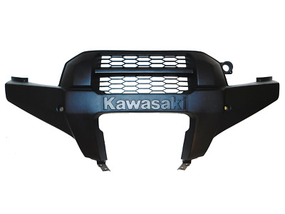 2012-2017 KAWASAKI Brute Force 750 OEM Black Front Bumper Guard 14092-0188-6Z