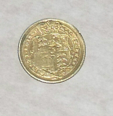 Antique 1819 George Iii Silver Sixpence