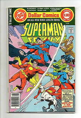 Superman Family Vol 1 No 190 Aug 1978 (VFN) 80 Page Dollar Comic,All New Stories