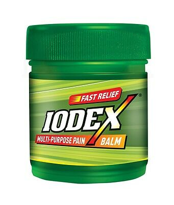 Pain Iodex Relief Balm Quick Action Instant Rub Fast Multipurpose Effective