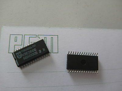 1x FCB61C65LL-70T, S.Ram, 8Kx8Cmos Low Power, SO28, PHILIPS (Lager K035)
