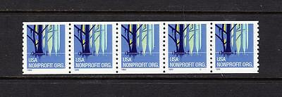 Scott 3207 Plate # MNH - 1998 Wetlands Coil