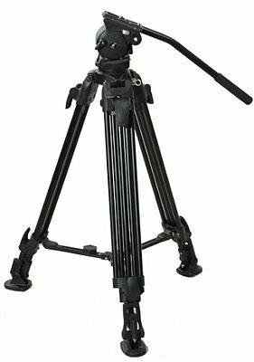 Fancier Video Camera Tripod FC-270 Pro Video Camera Tripod with Fluid Head