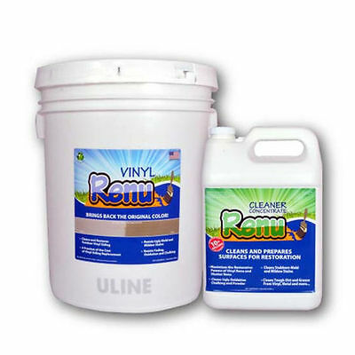 Vinyl Renu Contractor Kit 5 Gallon Kit For Large Homes And Contractors