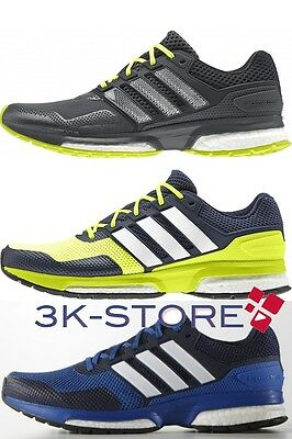 hot sale online a8f1d c7311 Scarpa Shoes Uomo Men Running Adidas Response Boost 2
