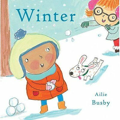 Winter Ailie Busby Child's Play (International) Board book 9781846437458