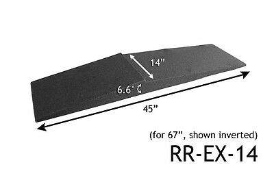 NEW Race Ramps Xtender RR-EX-14 for 67'' ramps