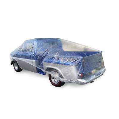 Car Cover, Disposable, Clear