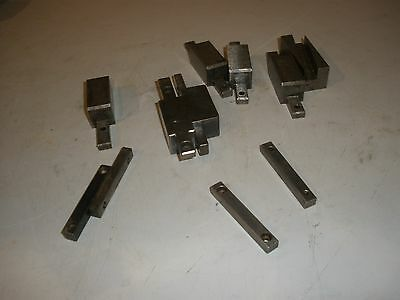 Okuma LN-S CNC Lathe Tool Holders Blocks 11 Pcs.