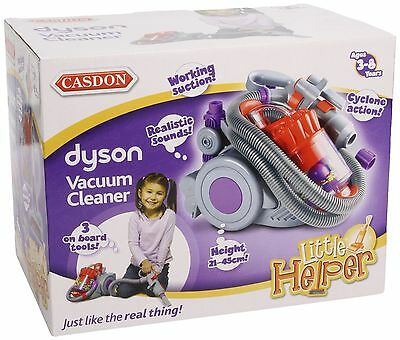 New Casdon Toy Dyson Dc22 Kids Vacuum Cleaner 624