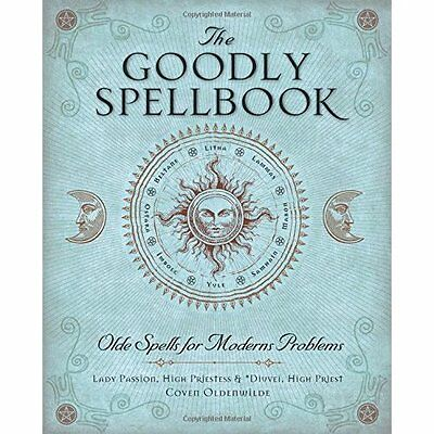 The Goodly Spellbook Lady Passion Sterling Paperback / softback 9781454913924