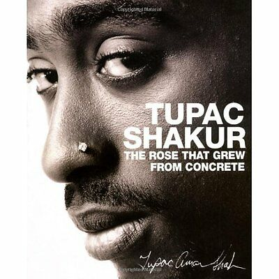 The Rose That Grew from Concrete Tupac Shakur Pocket Books PB / 9781416511656