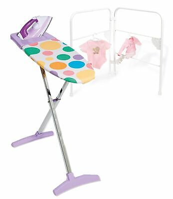 New Casdon Ironing Board Set Kids Toy 517