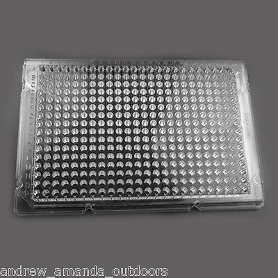 384 Well Cell Culture Plate, clear, flat bottomsterile 1/pack, 100/case  761011