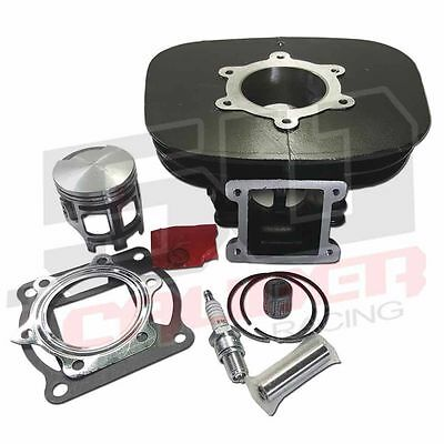 ATV Yamaha Blaster YFS200 Rebuild 200cc Piston Rings Top End Cylinder Kit 55gG