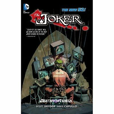 Joker Death Family 52e Various Snyder Capullo DC Comics PB / 9781401246464
