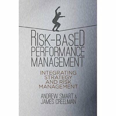 Risk-Based Performance Management Creelman Smart Palgrave Macmill. 9780230301320