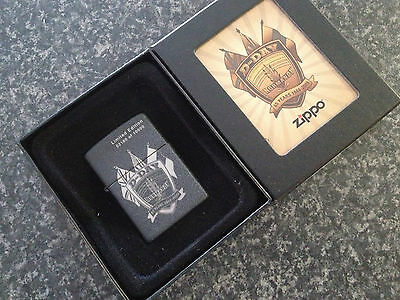 New Zippo D-Day 65th Anniversary Limited Collectable Lighter