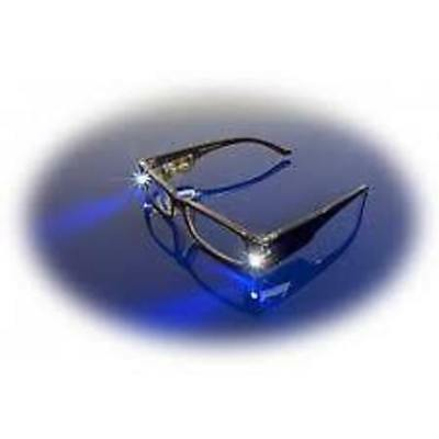 Magnified Reading Glasses 2.0 LED New Fishing Camping Free Parts Accessories