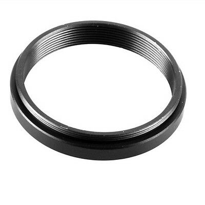 40.5mm-49mm 40.5 to 49 Metal Step Up Lens Filter Ring Adapter Black New 2015