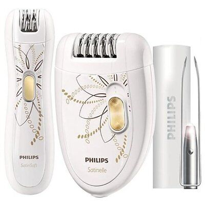 Epilatore Depilatore Philips HP6540/00 Set Limited edition nuovo sigillato