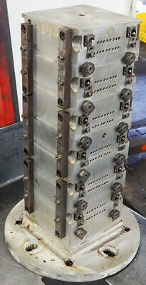 "6"" x 6"" x 18"" CNC Horizontal Tombstone Work Holding Fixture"